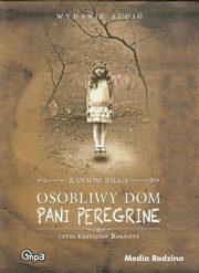 Osobliwy dom pani Peregrine, Riggs Ransom