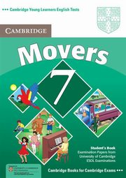 Cambridge Movers 7 Student's Book,