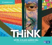 Think Level 4 Class Audio CDs (3), Puchta Herbert, Stranks Jeff, Lewis-Jones Peter