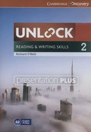 Unlock  2 Reading and Writing Skills Presentation plus DVD, O'Neill Richard