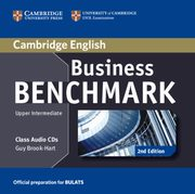 Business Benchmark Upper Intermediate BULATS Class Audio CDs (2), Brook-Hart Guy