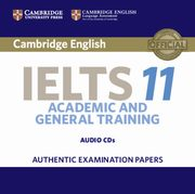 Cambridge IELTS 11 Audio CD,