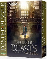 Wrebbit Poster Puzzle Fantastic Beasts and where to find them,