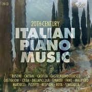 20Th Century Italian Piano Music,