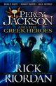 Percy Jackson and the Greek Heroes, Riordan Rick