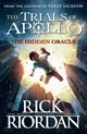 The Trials of Apollo The Hidden Oracle, Riordan Rick